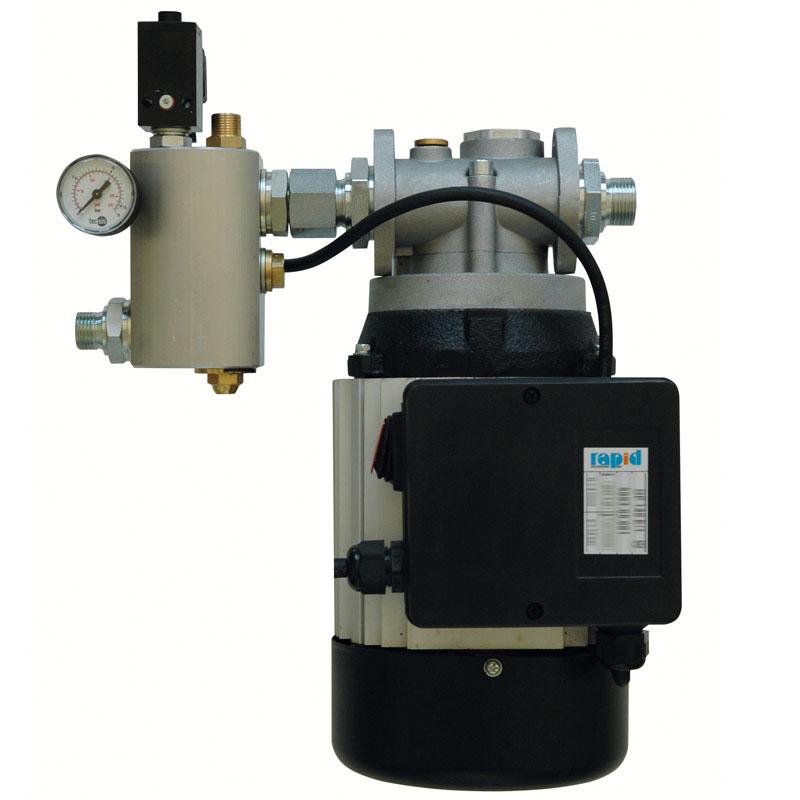 Pompa electrica de ulei, autoamorsanta, 220V, cu automatizare