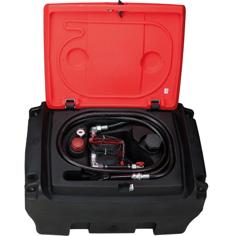 Rezervor mobil 200l cu pompa de motorina 12V tip TM200/12-Z