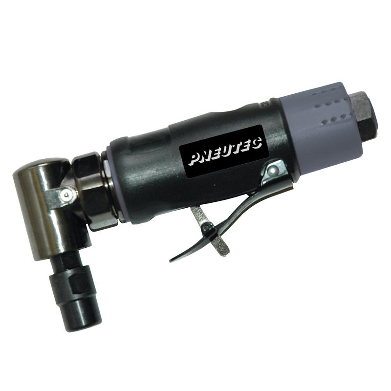 Polizor la 90° (biax) PNEUTEC HITEC LINE, 20000 rot/min, 165 mm, penseta 6 mm, tip UT5715