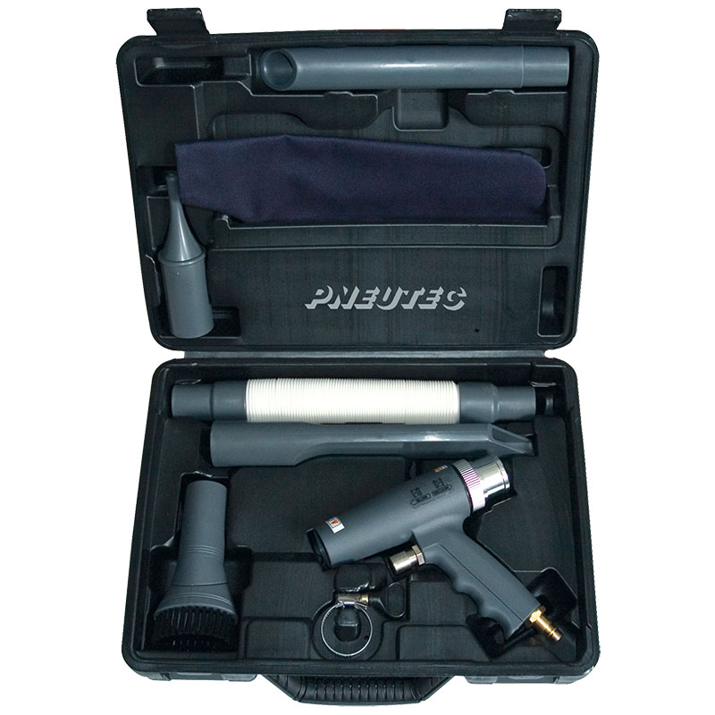 Pistol de suflat si aspirat cu accesorii, tip UT8931