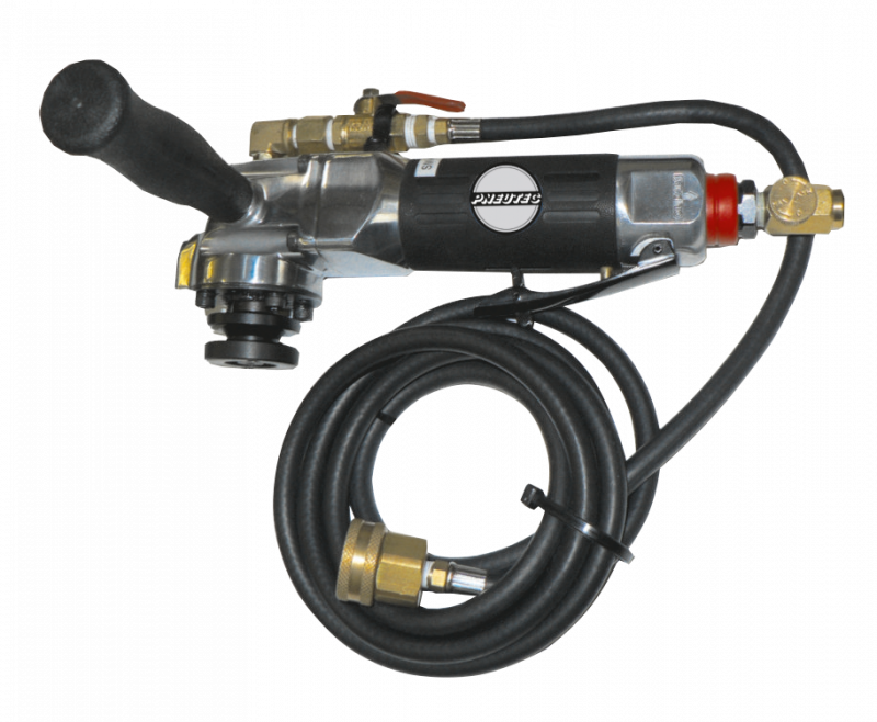 Slefuitor pneumatic 400 W, 125 mm, 10000 rot/min, ax M14, tip UT8750W