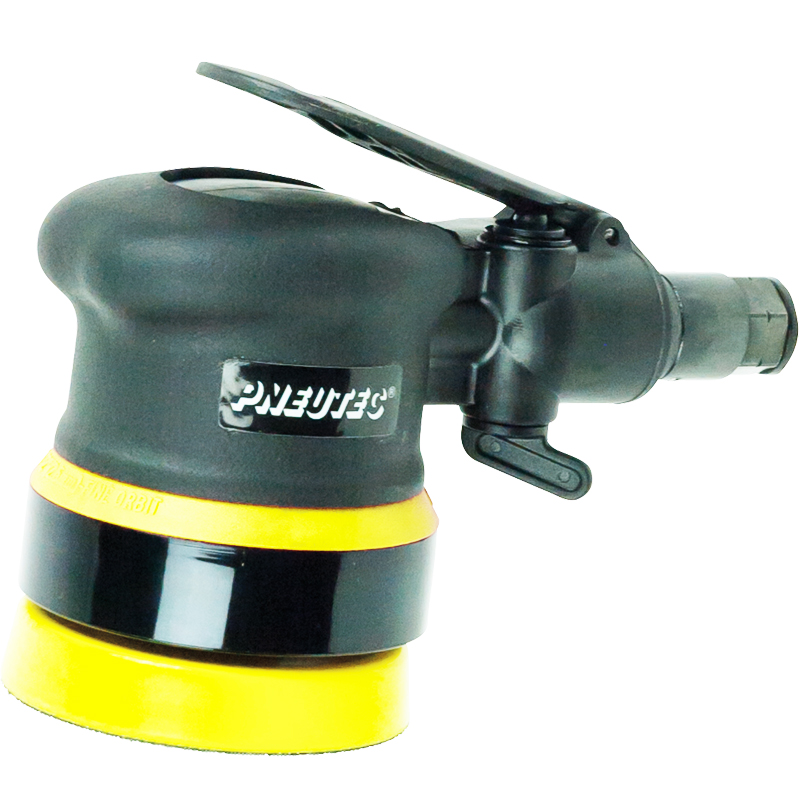 Mini slefuitor cu excentric si control al vitezei de rotatie taler, fara ulei si fara aspiratie, 75 mm, 11.000 rpm, PNEUTEC tip UT8776