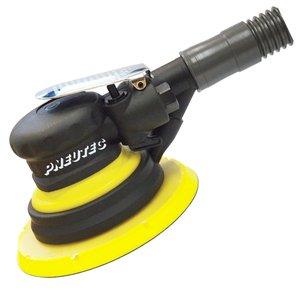 Slefuitor cu excentric si control al vitezei de rotatie taler, fara ulei, cu aspiratie proprie, 150 mm, 11000 rpm , PNEUTEC tip UT8770