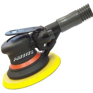 Slefuitor cu excentric si control al vitezei de rotatie taler, fara ulei, cu aspiratie proprie, 150 mm, 11000 rpm , PNEUTEC tip UT8771