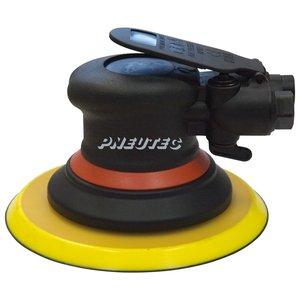Slefuitor cu excentric si control al vitezei de rotatie taler, fara ulei si fara aspiratie, 150 mm, 11000 rpm , PNEUTEC